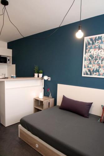 Studio de 17m2 dans la residence Suitetudes Metropolis