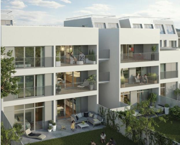 Superbe T3 dans résidence neuve Bordeaux St-Genès