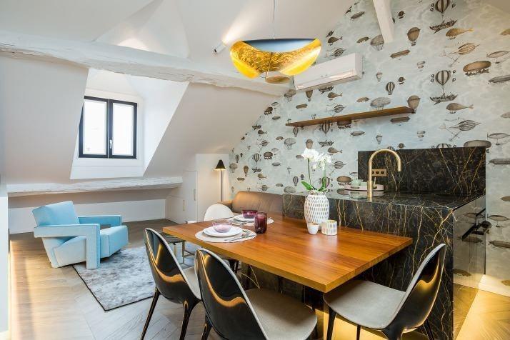 A VENDRE - Magnifique appartement d'architecte face au Beaupassa
