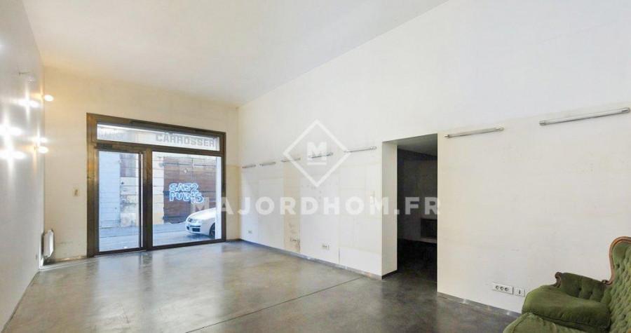 Vente commerce, 110000€, 56m², 3pièces, situé à Marseille