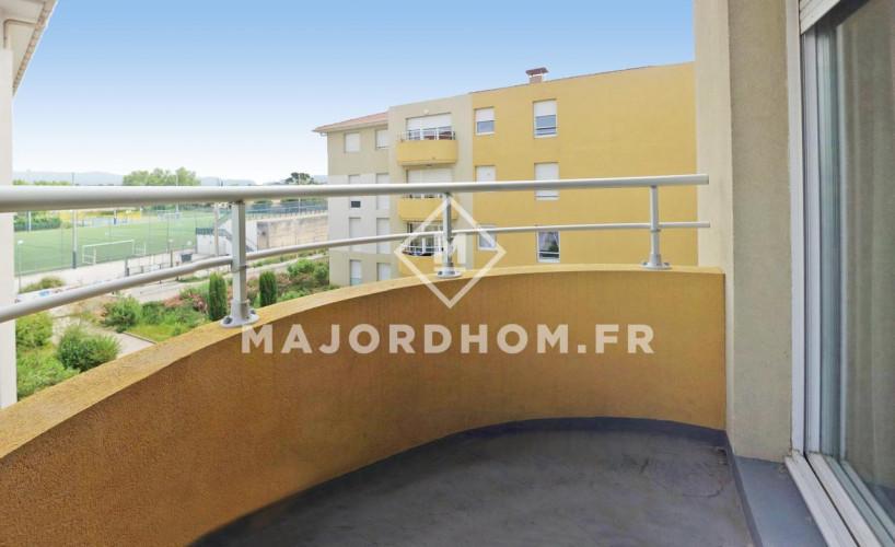 Vente appartement, T2 de 47m² 105000 dans résidence sécurisé