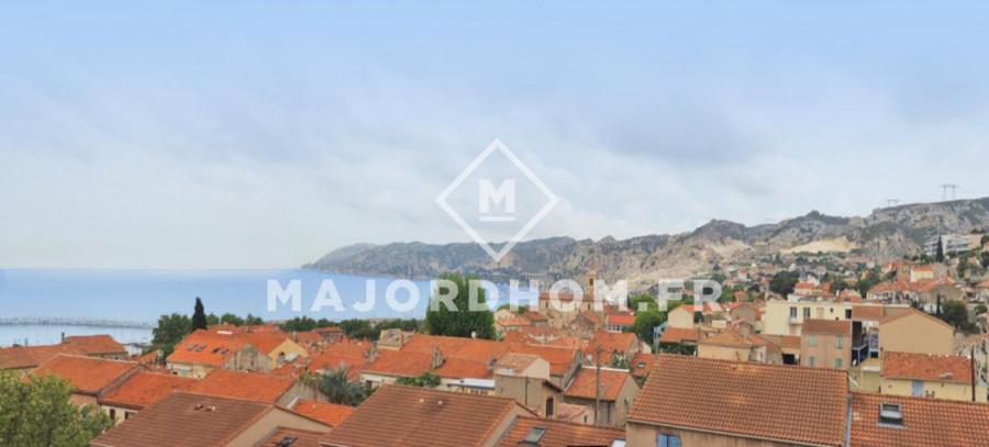 Vente appartement, 229000€, 83m², 4 pièces, vue mer 13016