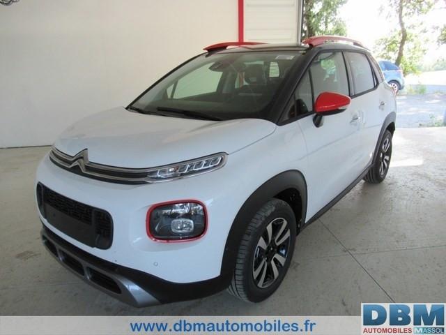 Citroën C3 Aircross Shine pack city 1.2 Puretech 130CV