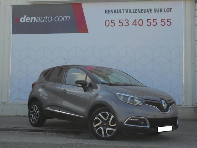 Renault Captur dCi 90 Energy Intens EDC