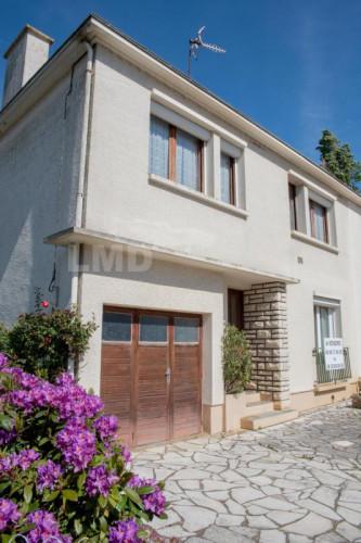 Melay maison 4 chambres avec jardin, idéal 1er achat