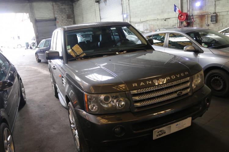 Land Rover Range Rover Sport TD V6 S