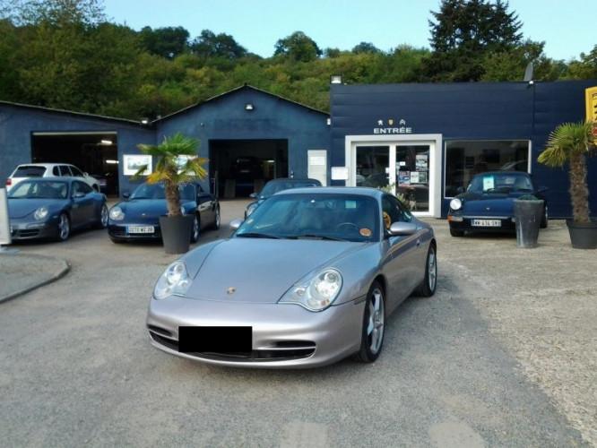 Porsche 996 3.6 L TIPTRONIC