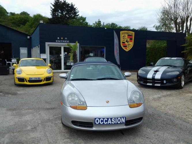 Porsche 986 BOXSTER 2.7
