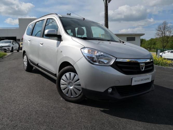 Dacia Lodgy 1.5 dCI 110 FAP 7 places Lauréate