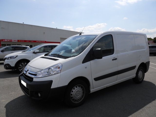 Citroën Jumpy FOURGON FGN TOLE L1H1 HDI 125 119125 kms