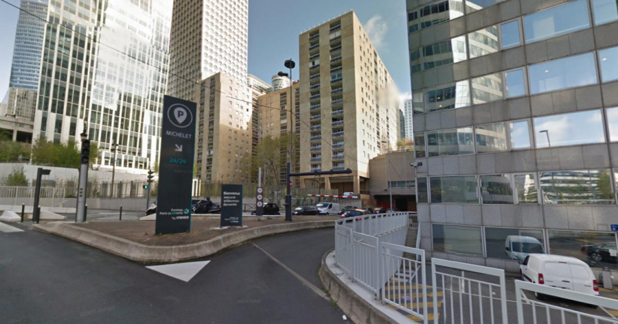 Parking La Défense - Indigo Michelet - 154€ TTC