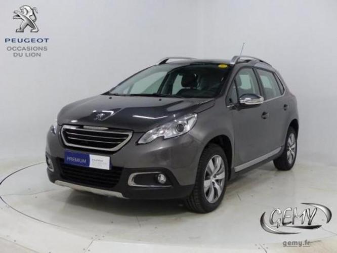 Peugeot 2008 1.6 BlueHDi 100ch Allure Business S&S