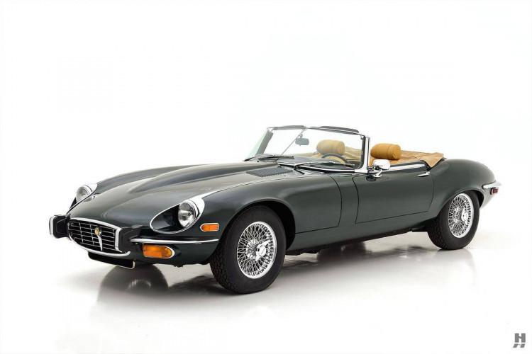 Jaguar E-Type 1973