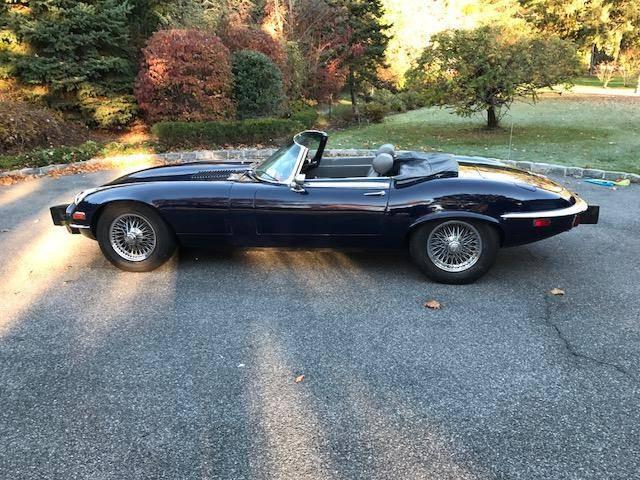 Jaguar E-Type 1974