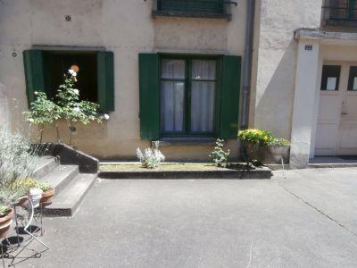 Appartement T3 avec parcelle de jardin