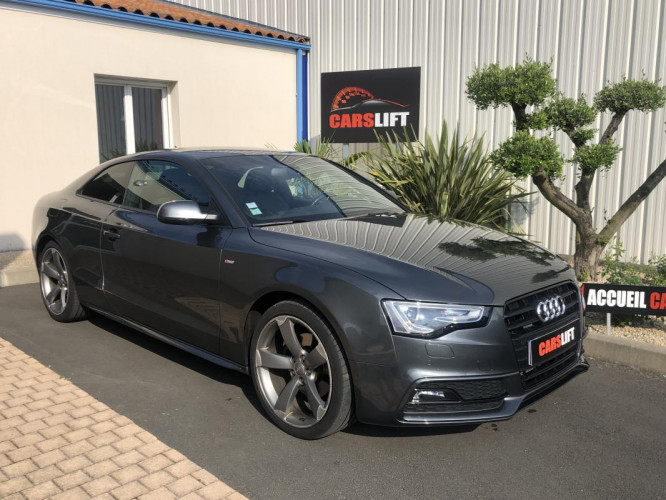 Audi A5 2.0 TDI 177CV QUATTRO S-LINE S-TRONIC