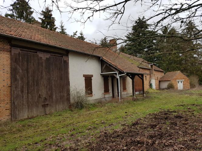 Sologne, propriété de 26 ha env. av pièce d'eau
