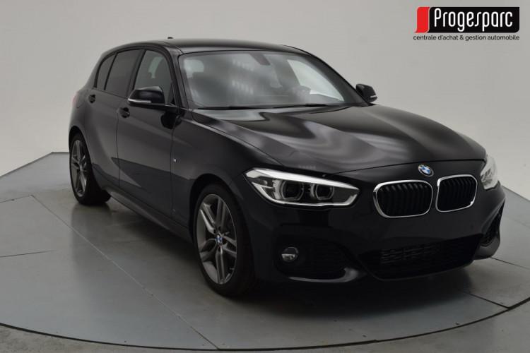BMW Série 1 F20 LCI2 120d 190 ch BVA8 M Sport