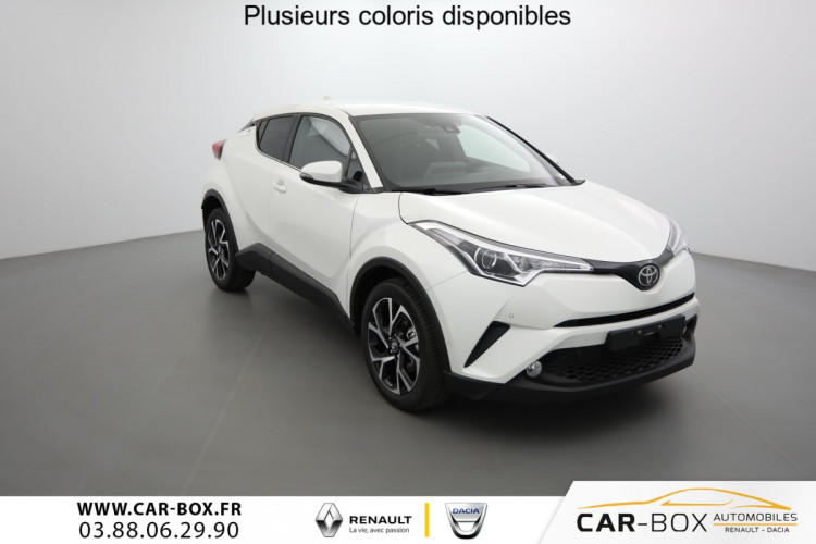 Toyota C-HR RC18 116CH TURBO 2WD GRAPHIC
