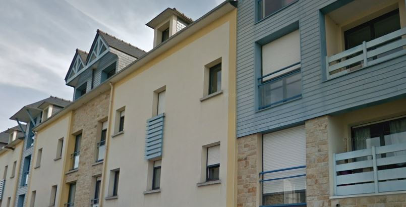 Appartement Lamballe - garage et cave