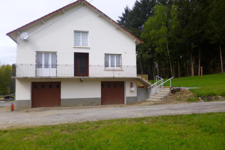 Maison de 82m² sur sous-sol total, terrasse et jardin