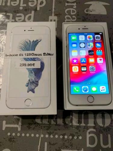 iphone 6s capacité 128 gigas