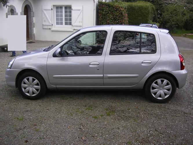 Renault Clio iii (2) 1.5 dc 5p