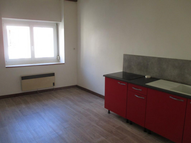 Appartement de type 3 en duplex