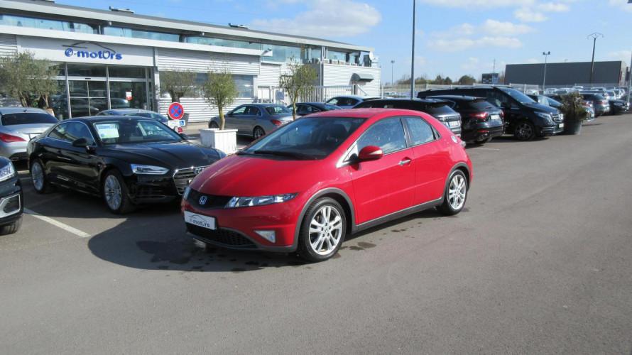 Honda Civic Virtuose i-CTDI 140 5Portes