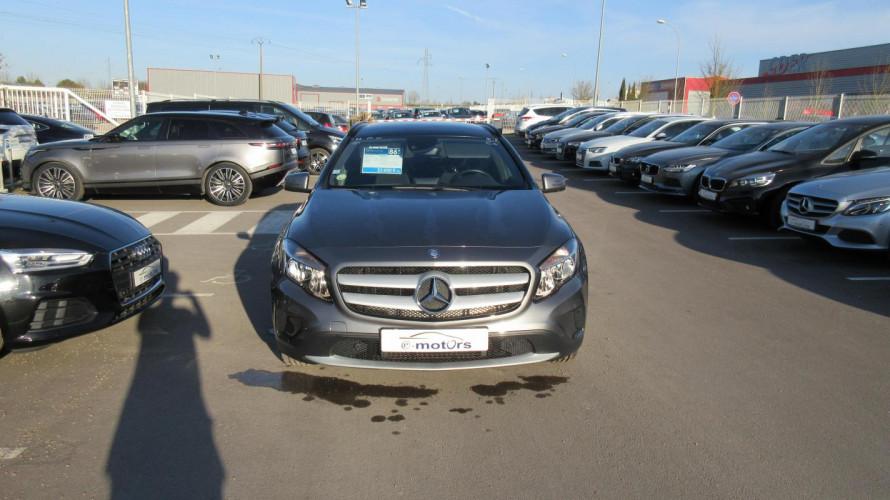 Mercedes Classe GLA 200 CDI 7-G DCT + GPS