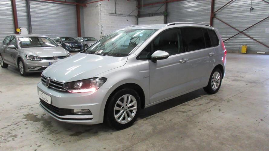 Volkswagen Touran Confortline TDI 110 7places+ GPS