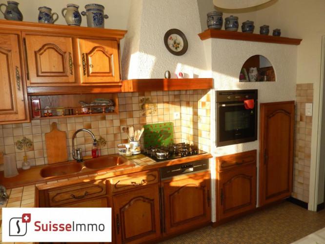 Maison individuelle / 4 ch / Terrain 820 M²