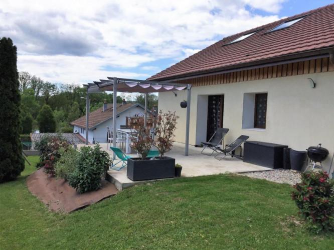 Maison rénovée 110m² 3 chambres