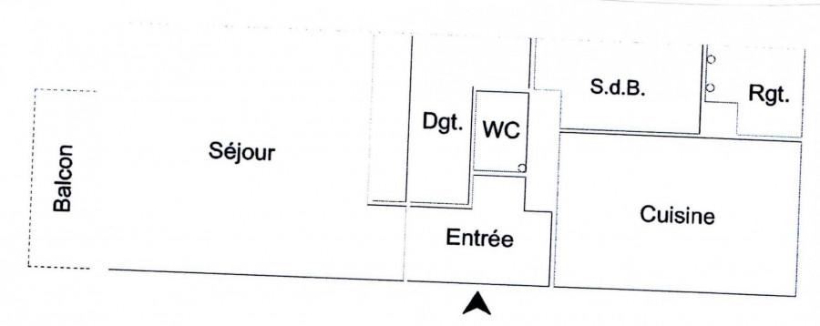 39m² Cergy Pontoise
