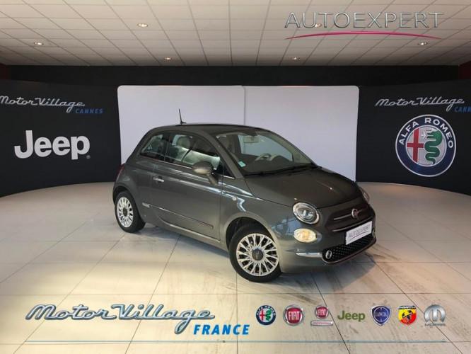 Fiat 500 1.2 8v 69ch Eco Pack Lounge