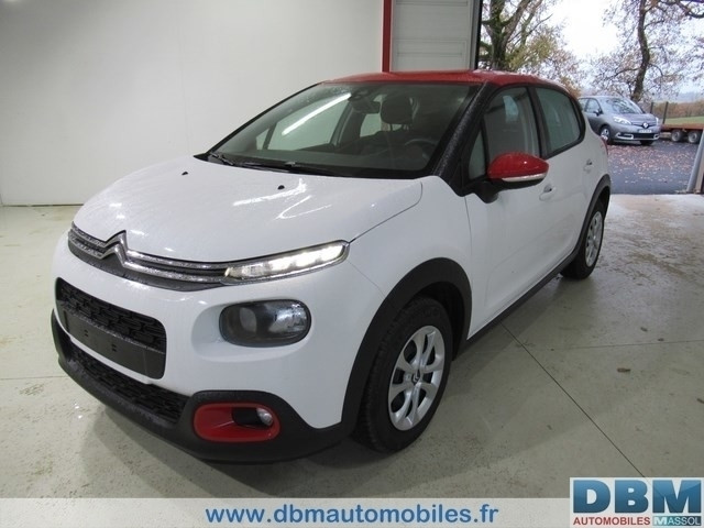 Citroën C3 Feel Pack 1.2 PURETECH 82 CV
