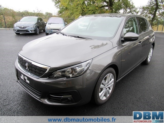 Peugeot 308 ACTIVE GPS RADAR 1.5 BlueHDI 130 CV