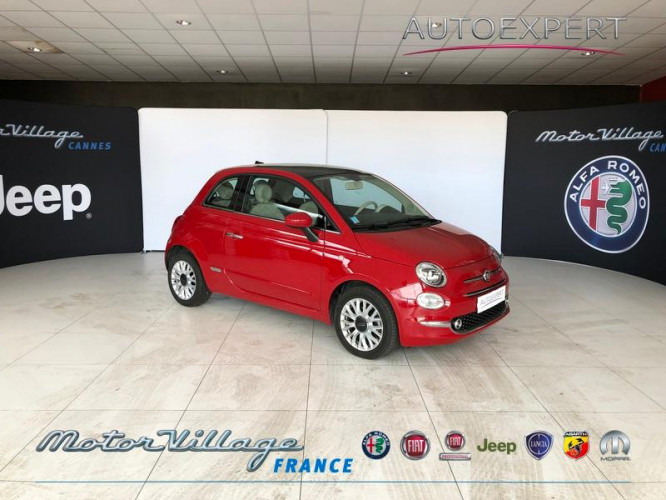 Fiat 500 1.2 8v 69ch Eco Pack Lounge