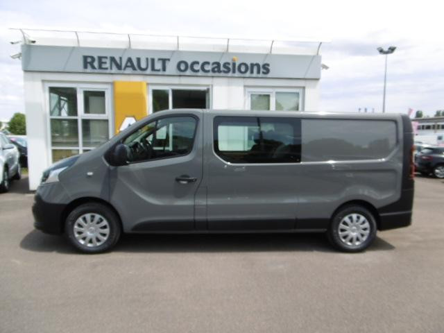Renault Trafic CABINE APPROFONDIE CA L2H1 1200 KG DCI 145 ENERGY E6 GRAND CONFORT