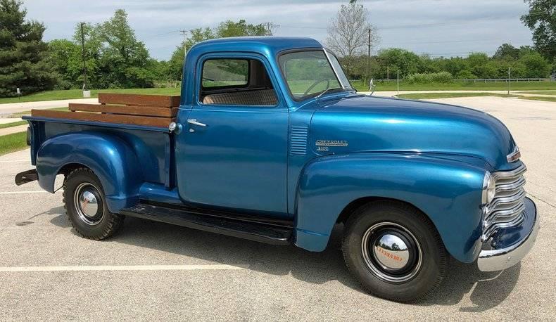 Chevrolet 3100 pick up 1949