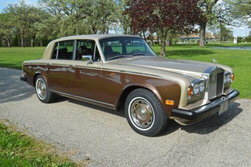 Rolls-Royce Silver Shadow 1977