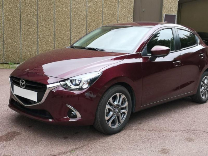 Mazda 2 1.5 SKYACTIV-G 90 Exclusive Edition BVA