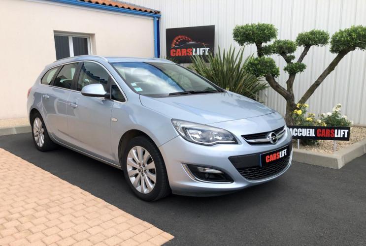 Opel Astra Sports Tourer 1.4L TURBO 140CV COSMO BIOETHANOL