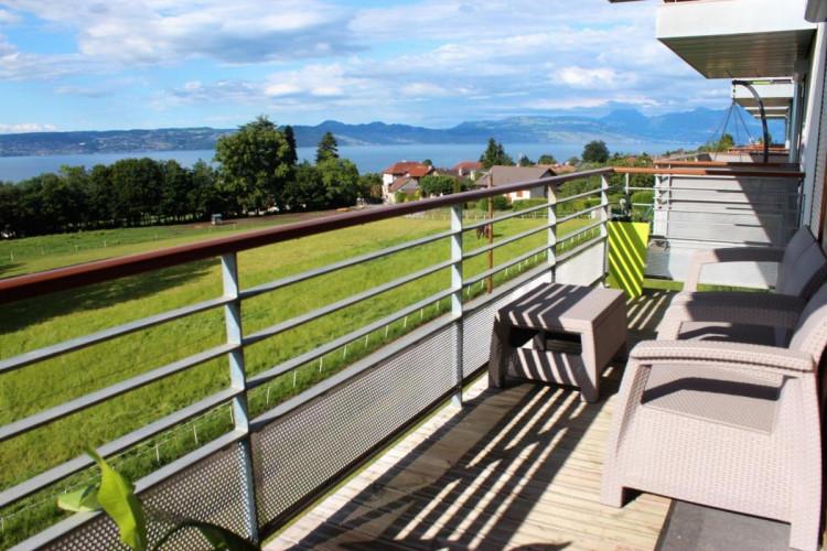 Appartement T2 à 2 min d'Evian-les-Bains