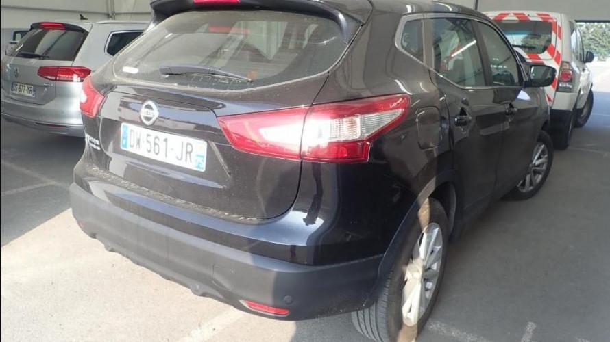 Nissan Qashqai Acenta dCi 130 Xtronic + GPS