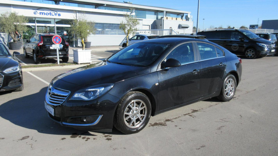 Opel Insignia Connect CDTI 140 Start/Stop + GPS