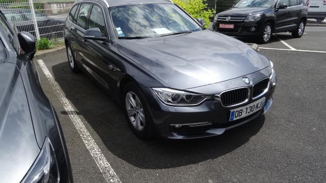 BMW Série 3 TOURING F31 318d 143 ch - Luxury 5P