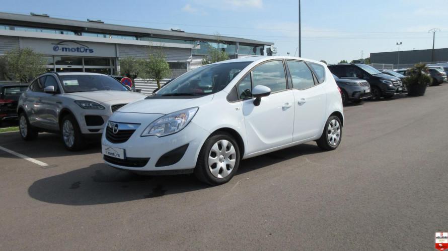 Opel Meriva Edition 1.4 120 Twinport GPL