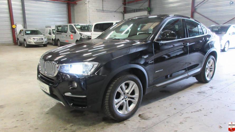 BMW X4 F26 xLine xDrive20d 190 BVA + Toit