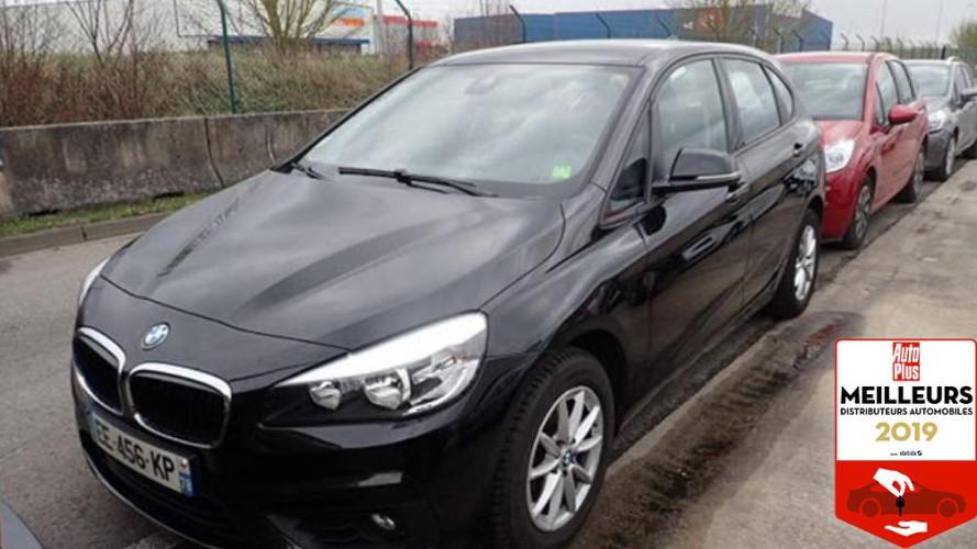 BMW Serie 2 Active Tourer F45 220d 190 BVA + GPS